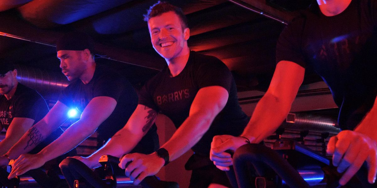 Popular Workout Studio Barry's Launches a New Indoor Cycling Concept: Barry's Ride