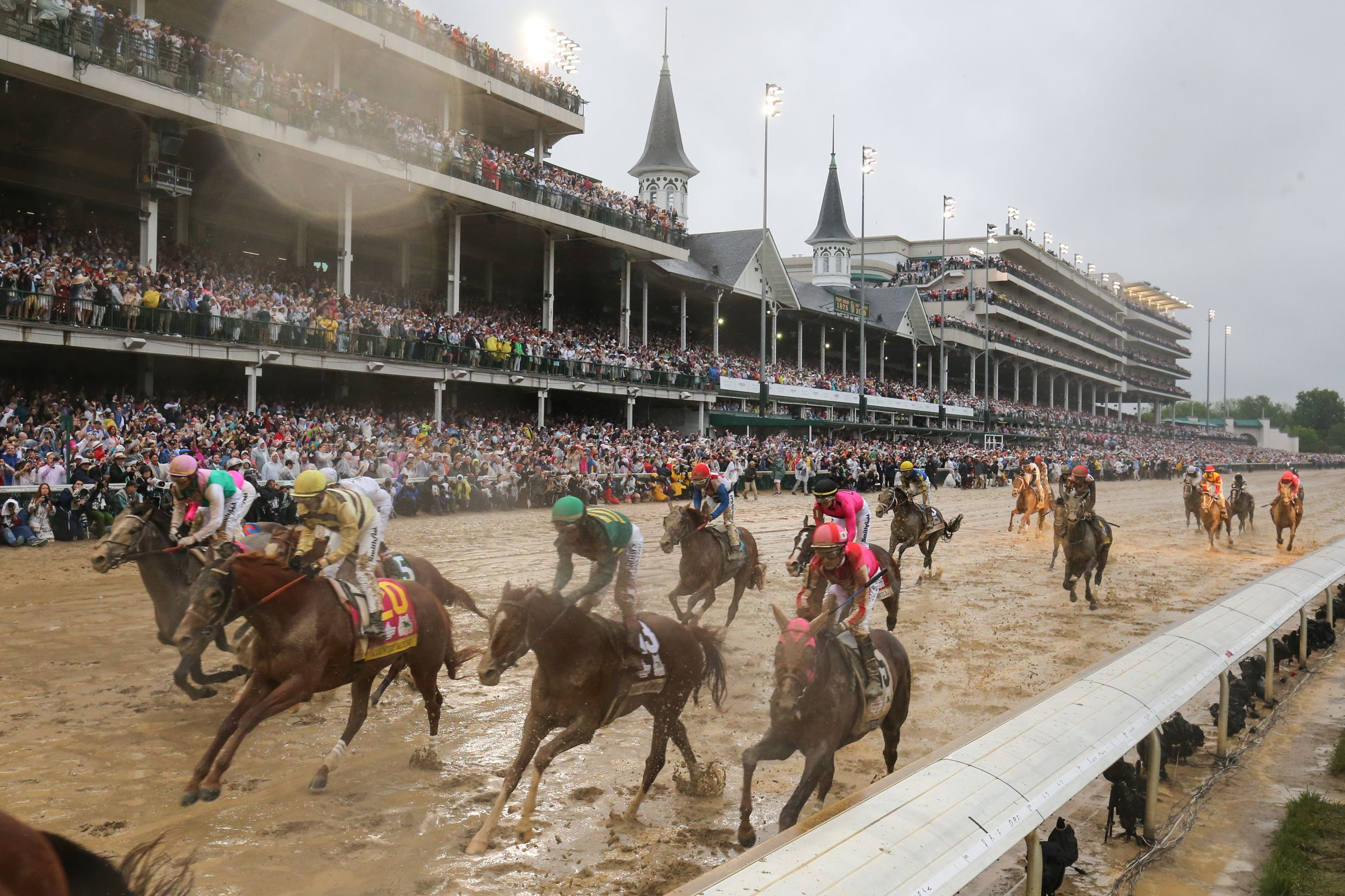 How to Watch the Virtual Kentucky Derby 25