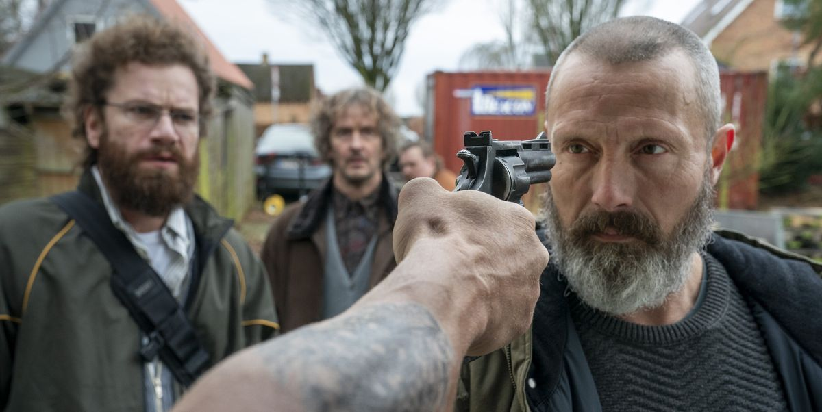 Mads Mikkelsen's new action movie Riders of Justice is so much more than a Taken rip-off