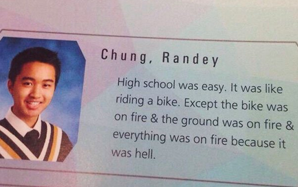 20 Funny Yearbook Quotes 2019 Best Senior Quotes For Yearbooks