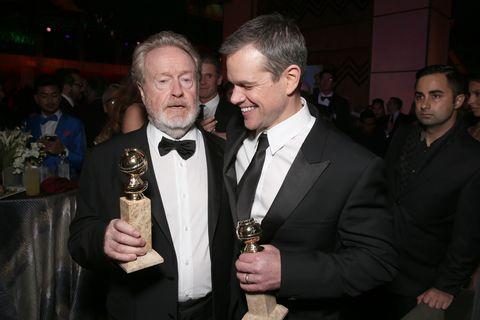 Ridley Scott films
