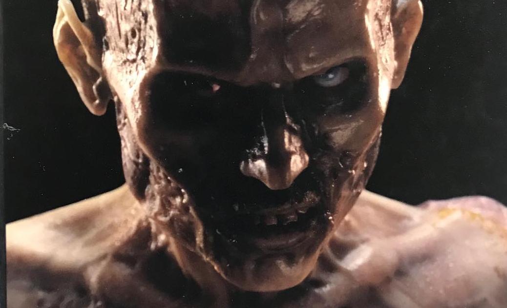 Así eran los diseños del 'Soy leyenda' de Ridley Scott - Películas de zombies