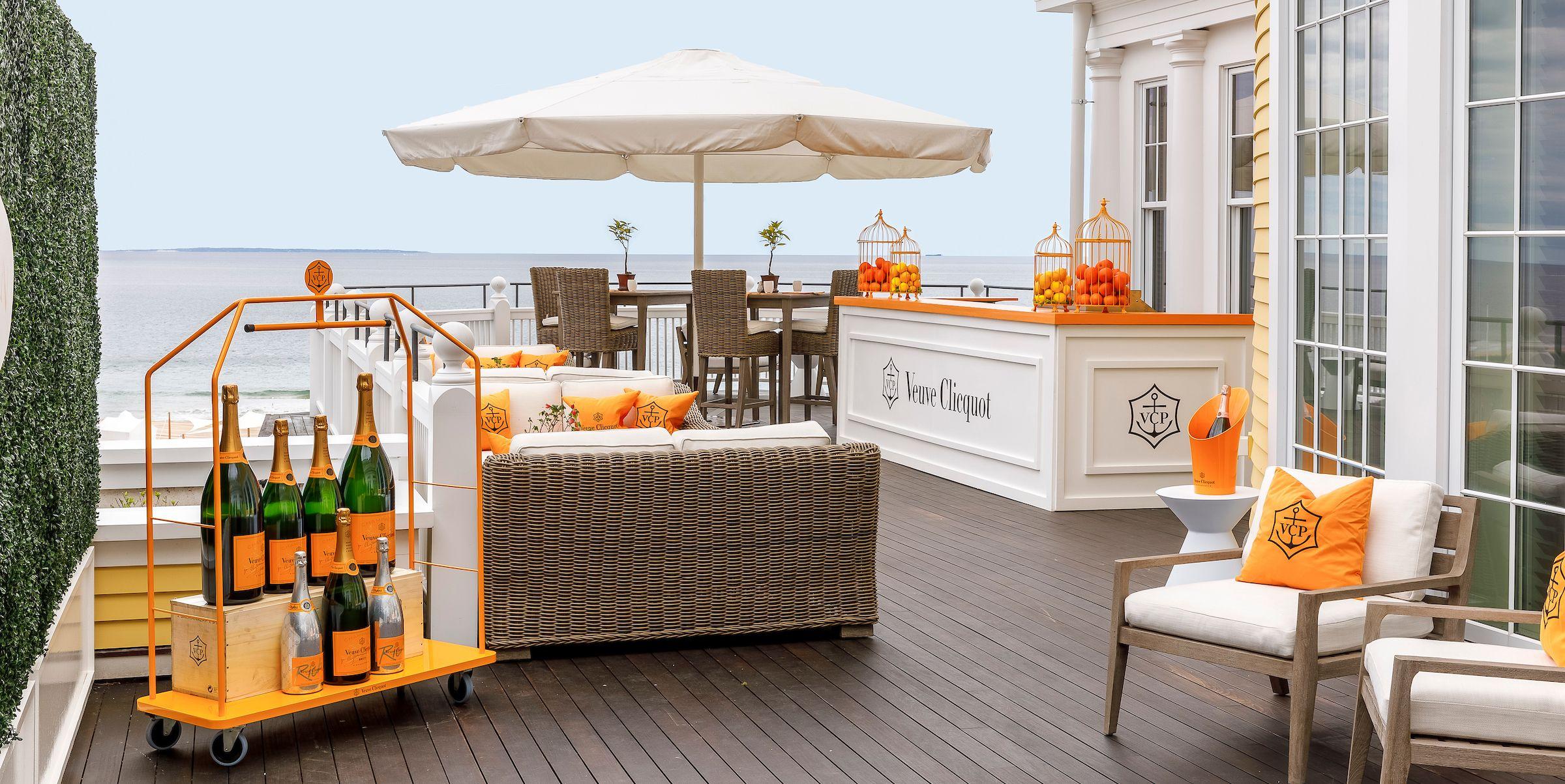 Ocean House Secret Garden Lounge
