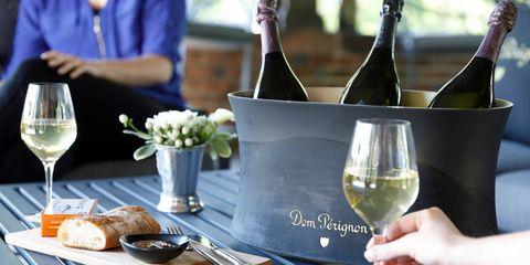Wine, Champagne stemware, Drink, Food, Wine glass, Brunch, Meal, Dish, Stemware, Alcoholic beverage,
