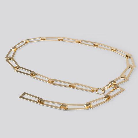 Fashion accessory, Jewellery, Bracelet, Body jewelry, Chain, Bangle, Metal, Beige, Anklet, Necklace,