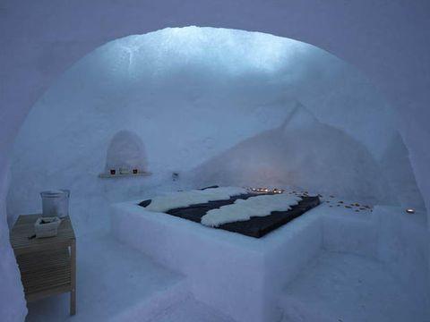 7 spa a 5 stelle sulla neve