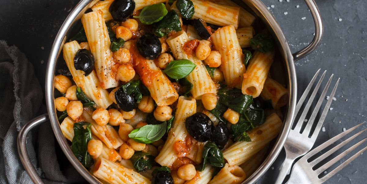 Is Chickpea Pasta Healthy Best Chickpea Pasta Brands Recipe Nutrition