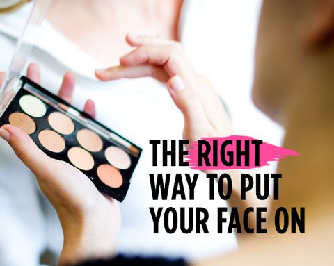 We've All Been Putting Our Makeup on the Wrong Way
