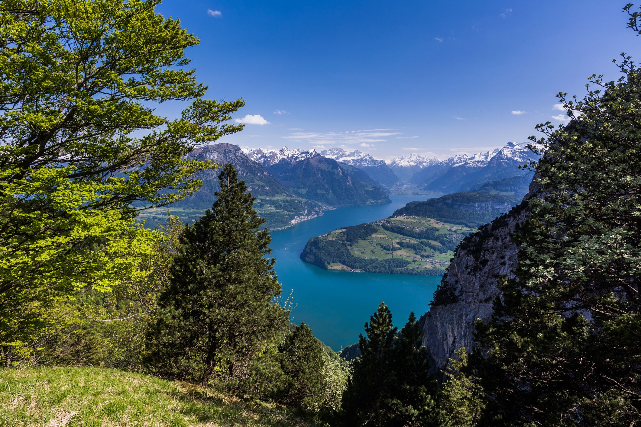 5 European lakes and mountains holidays that don't involve climbing