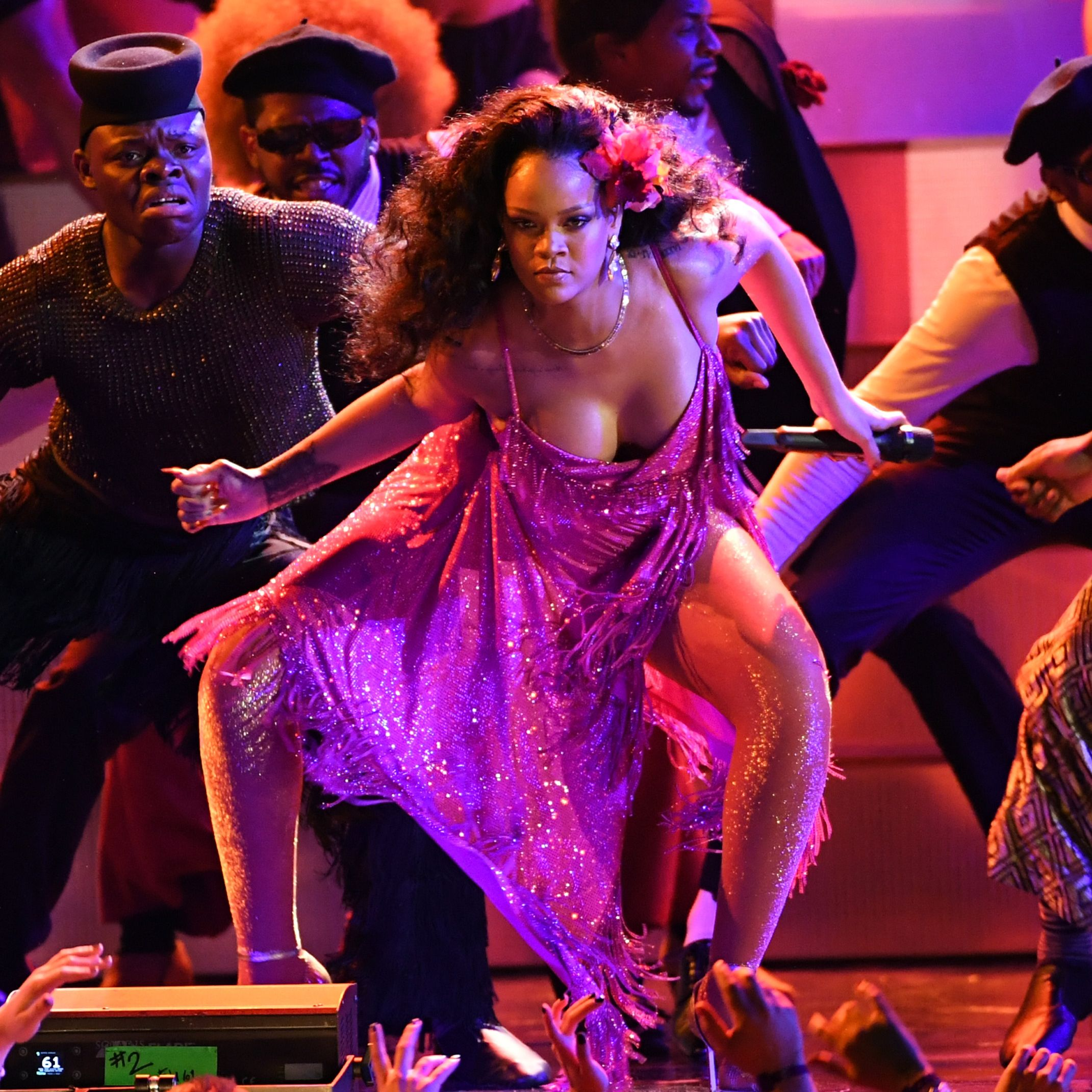 Rihanna Refused to Play the Super Bowl Halftime Show to Support Colin Kaepernick