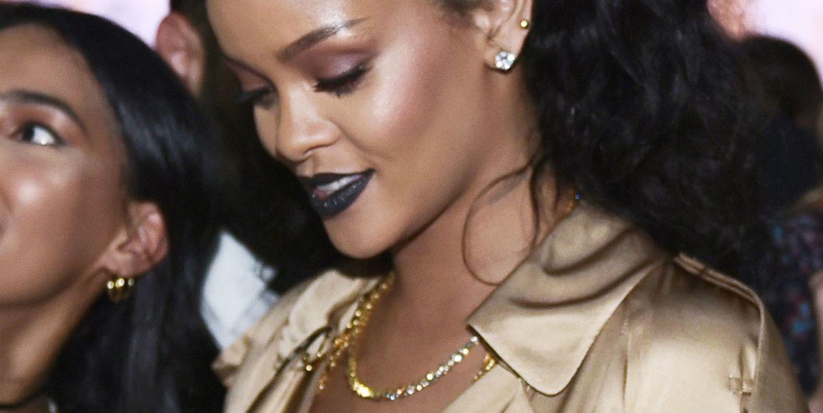 Rihanna in lingerie su Instagram è un messaggio di body positivity da incorniciare