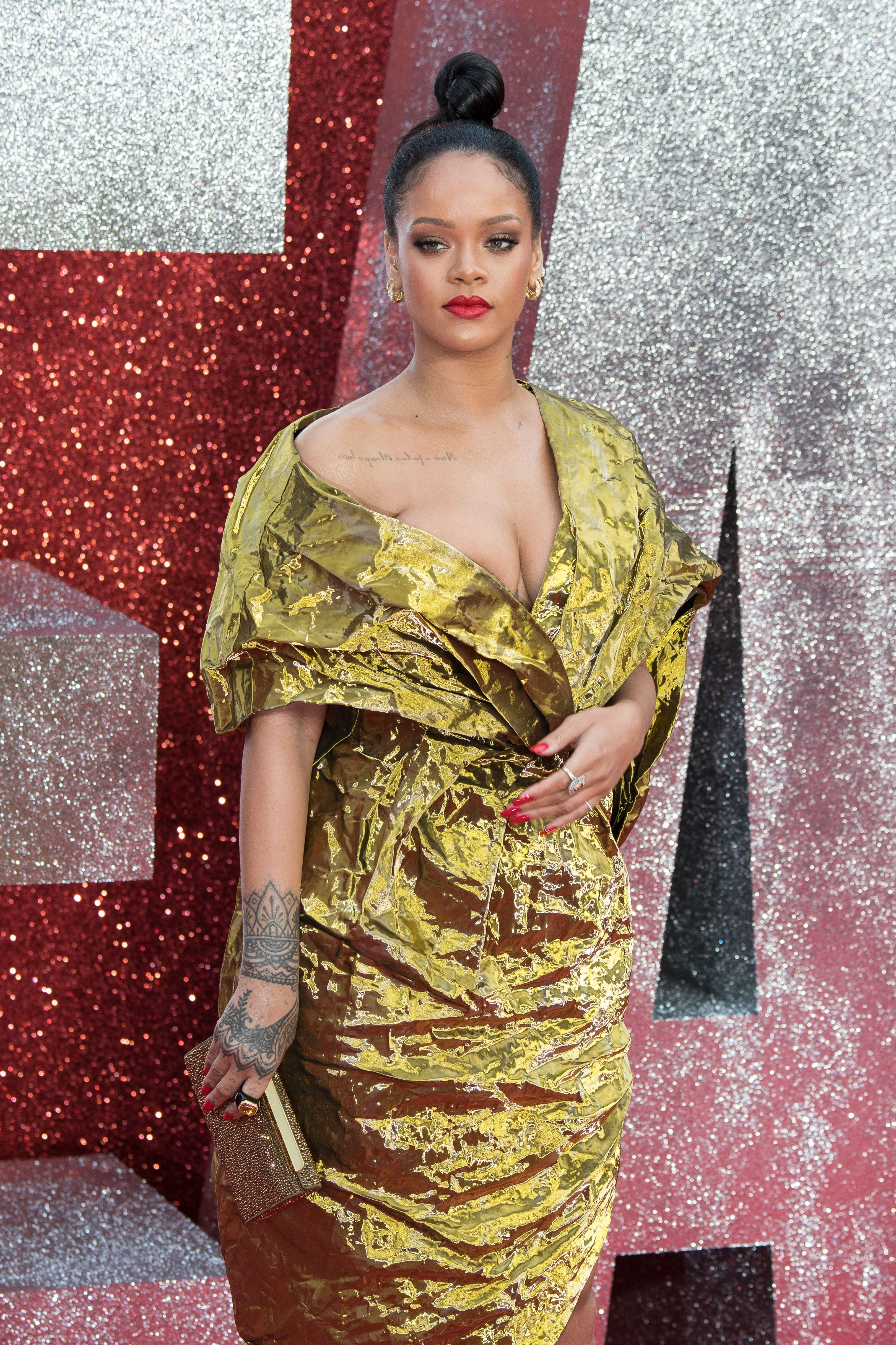 Rihanna responds to The Batman Poison Ivy casting rumours