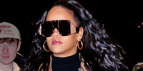 0804a9e847 Rihanna Fenty accessories: Is RiRi launching a new line of sunglasses?