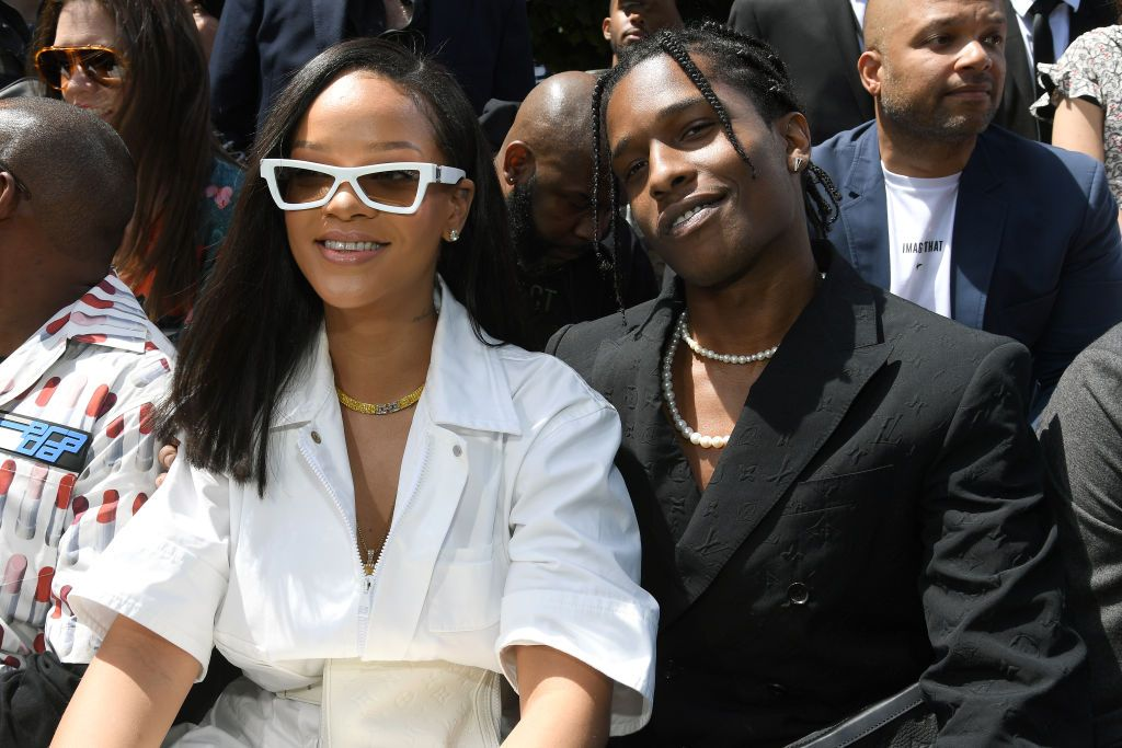 Rihanna Was Seen Hanging Out With A$AP Rocky After Her Reported Split from Boyfriend Hassan Jameel