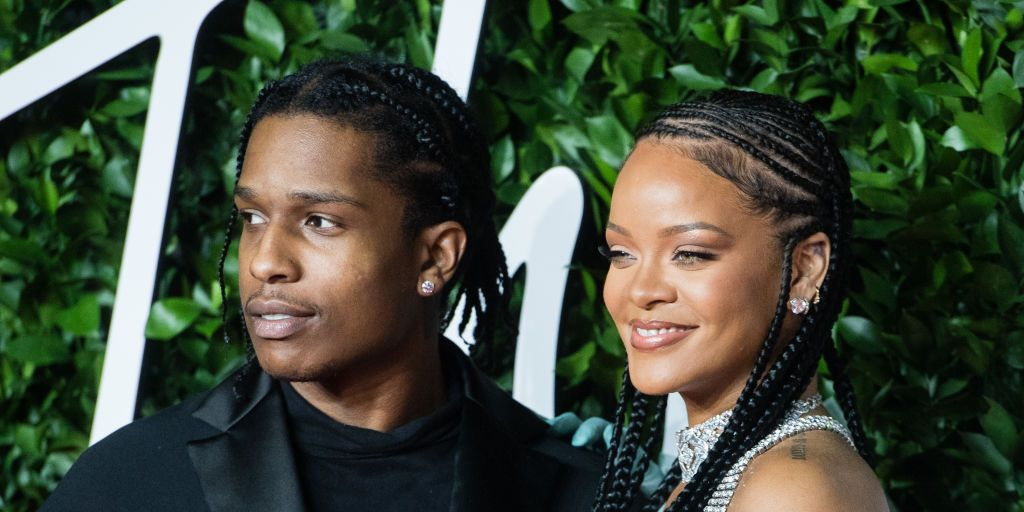 Rihanna And Asap Rocky Are Dating Apparently