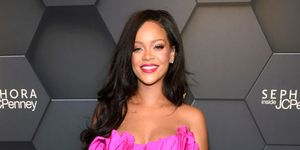 Rihanna Celebrates Fenty Beauty's 1-Year Anniversary At Sephora Inside JCPenney