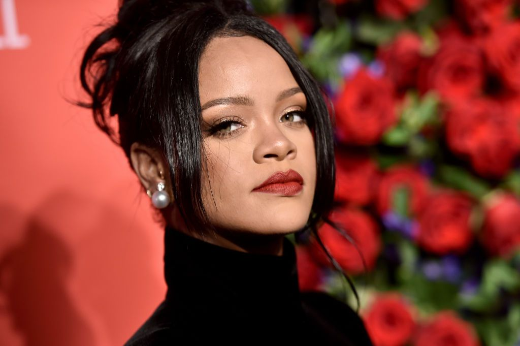 Imagine Denying Rihanna Entry Anywhere