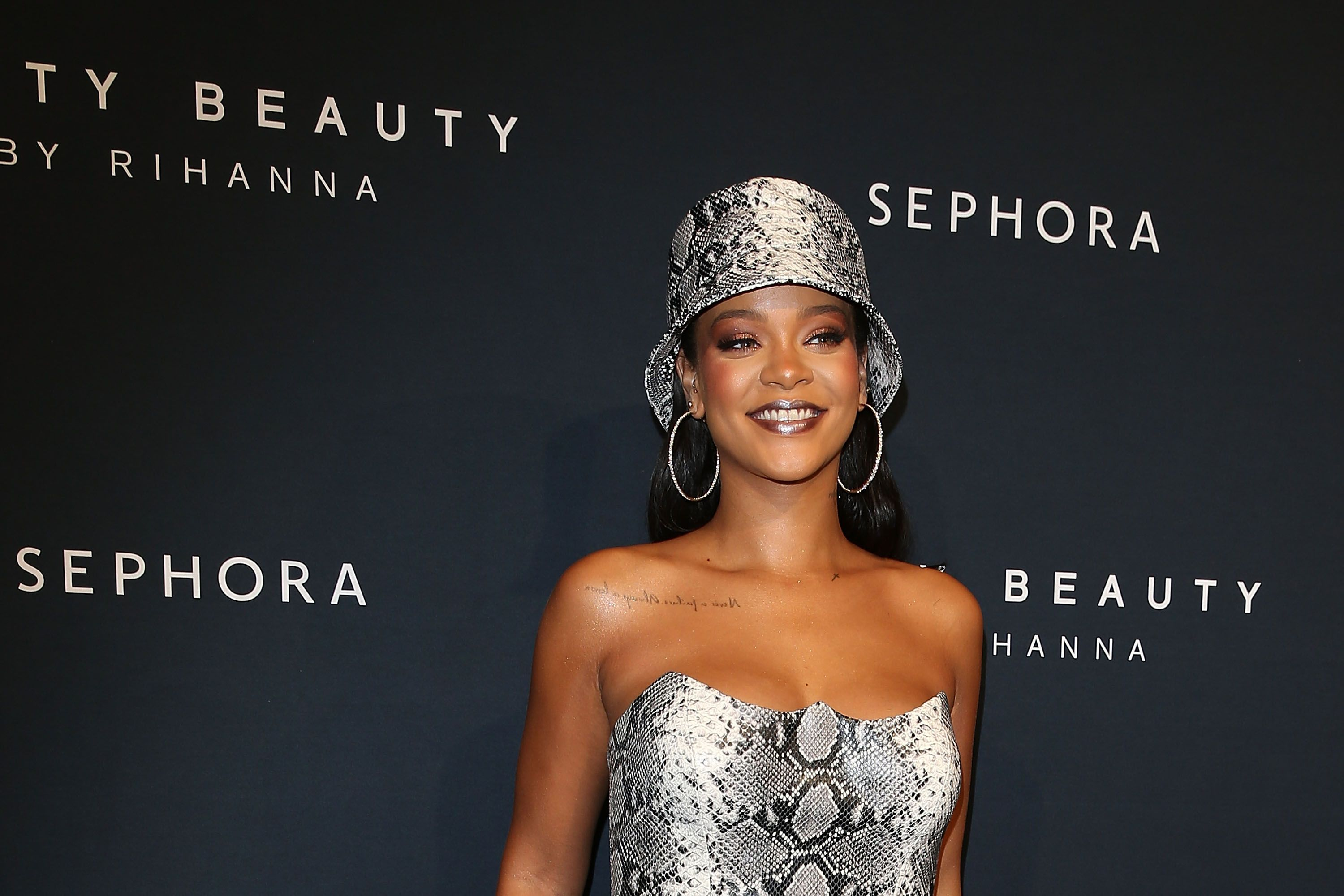 Fenty Beauty By Rihanna Anniversary Event