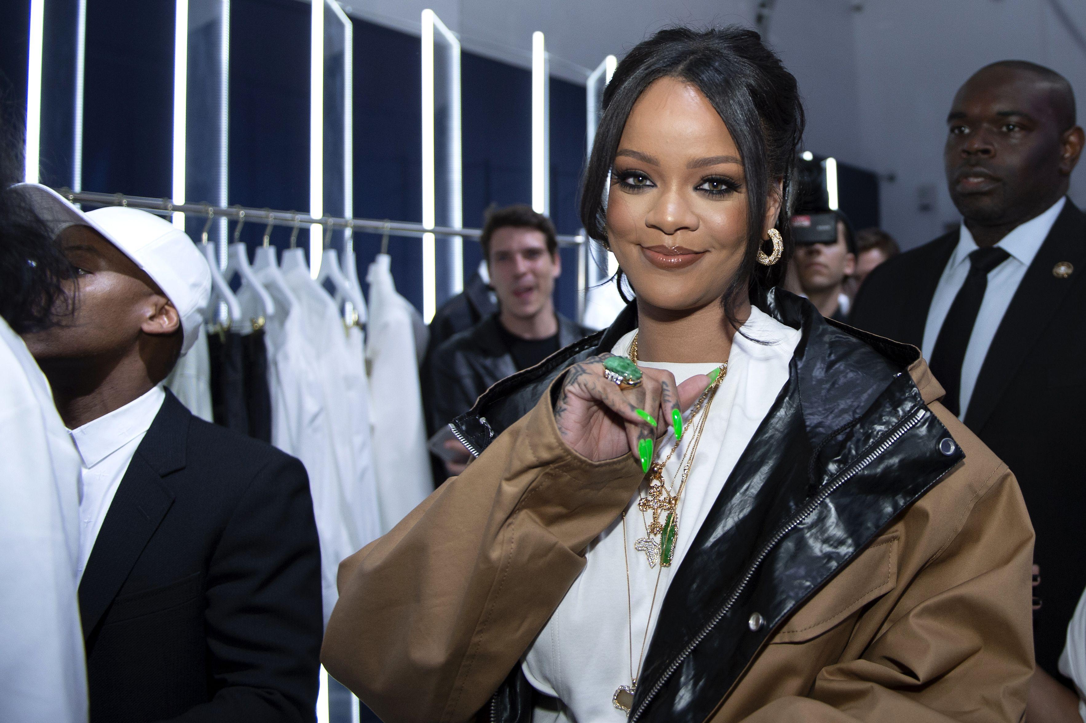 Rihanna is Slated for a New Amazon Documentary