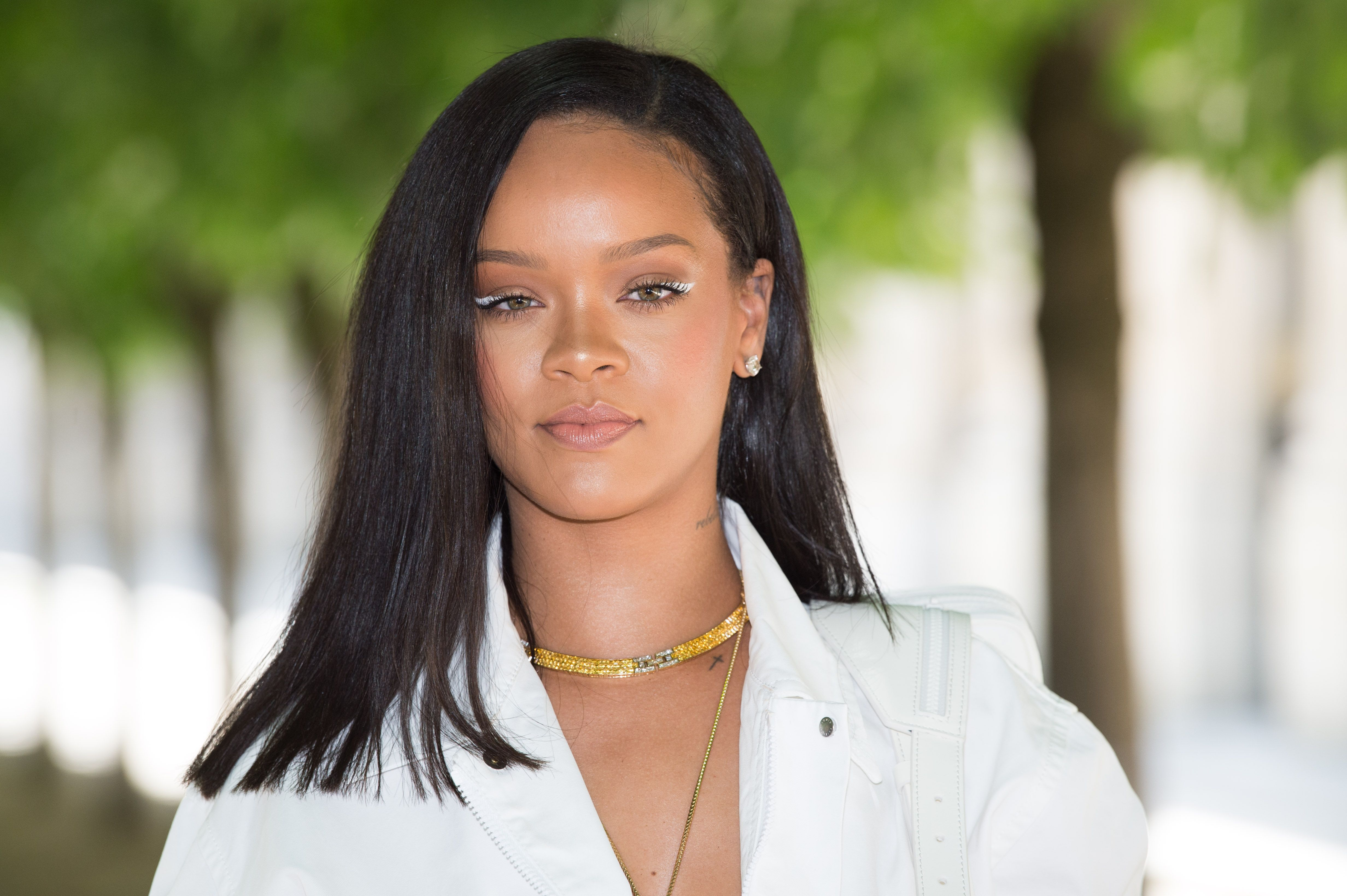 Rihanna on Fenty Fashion, Collaborating With Drake, and That New Album You're Waiting On