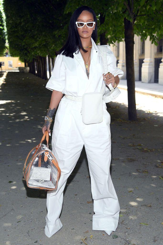 9ee604d01 Rihanna's Best Street Style - Rihanna's Best Looks