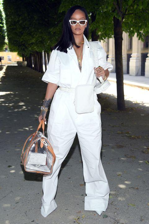 Rihanna Summer Style
