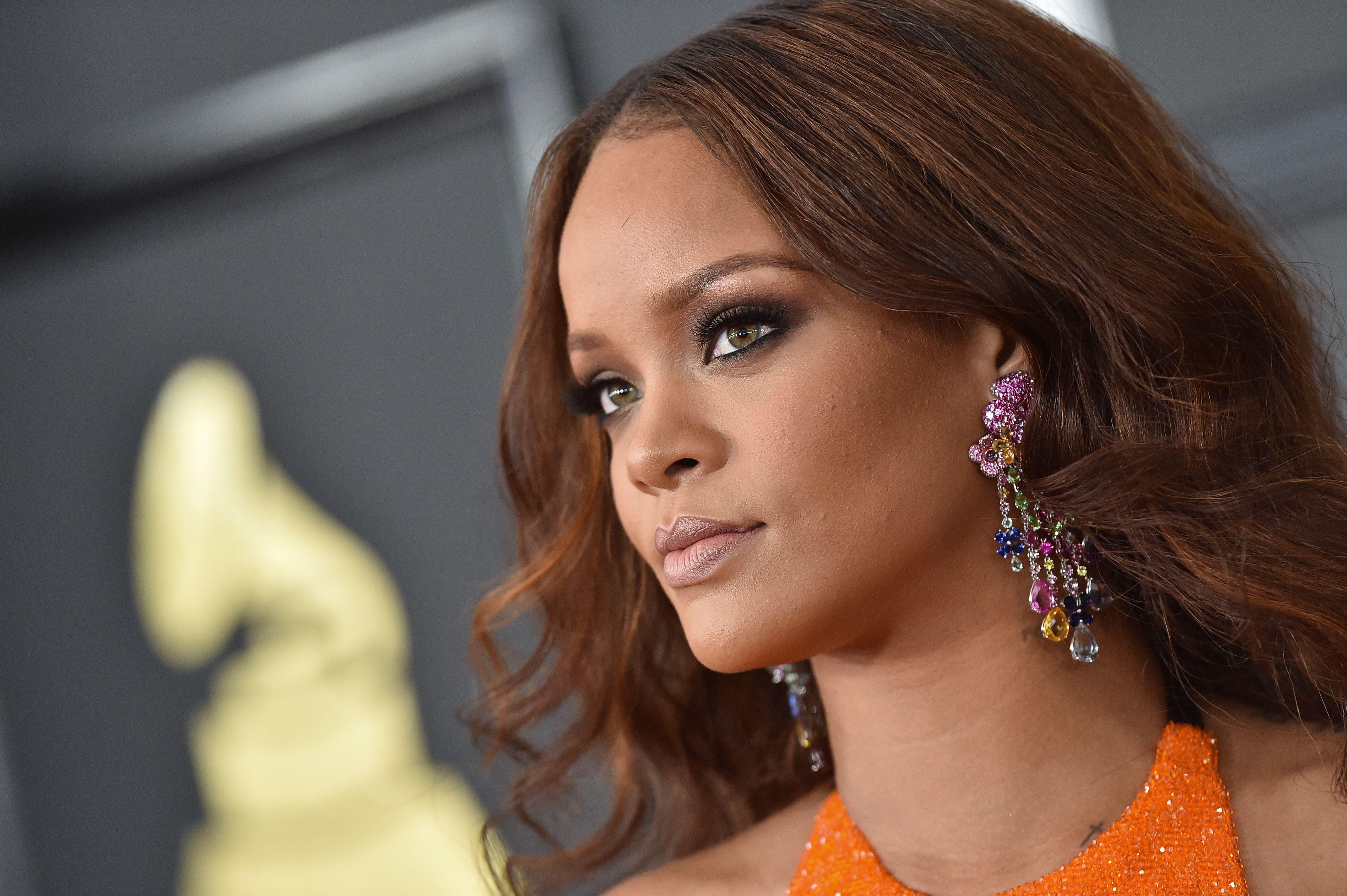 10 of Rihanna's most glittering jewellery moments