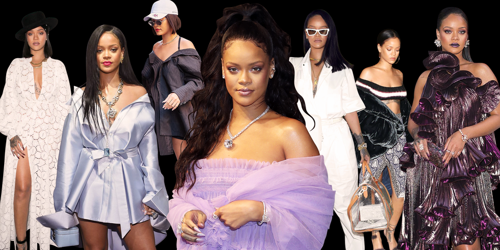 Rihanna's Bad Gal Style