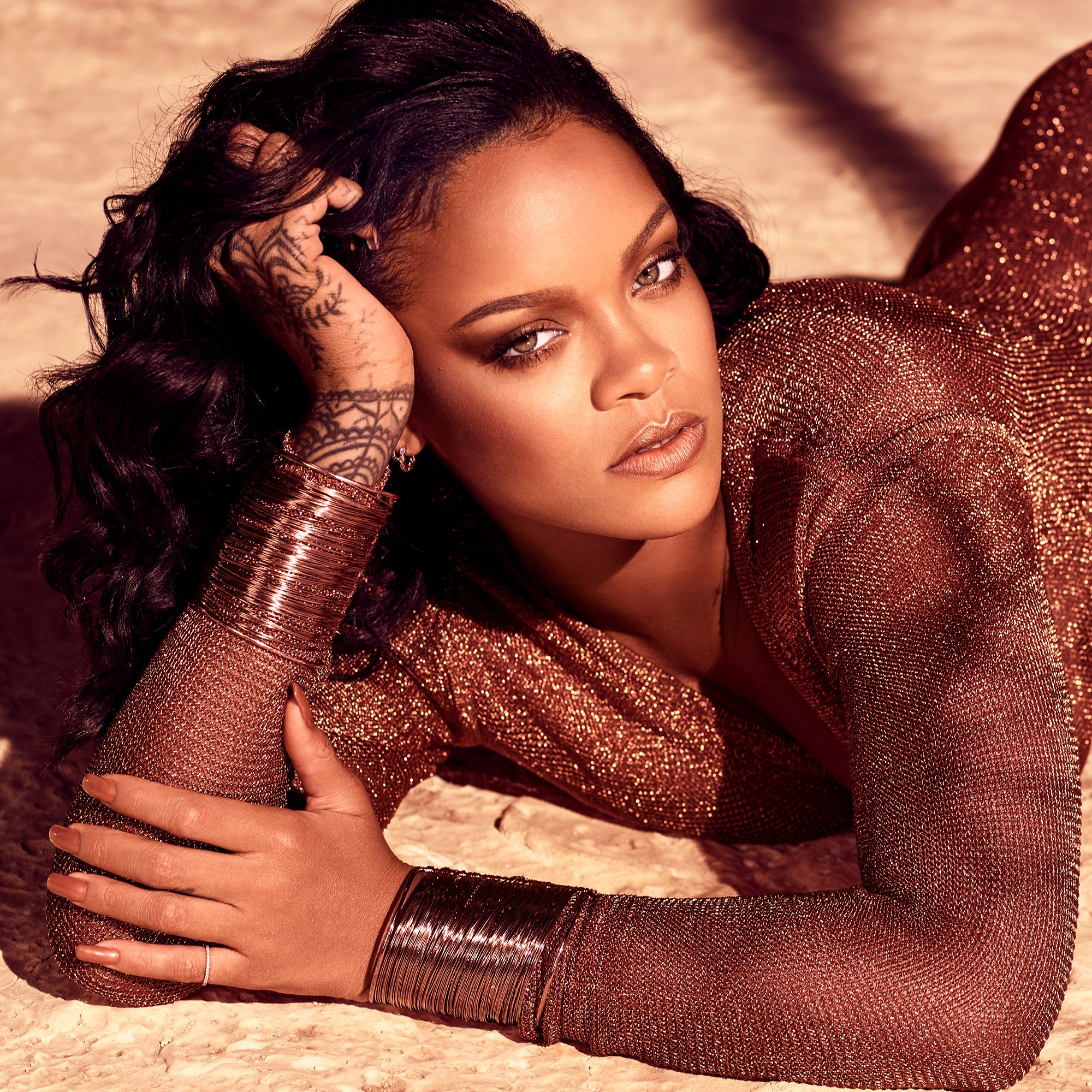 Rihanna Is Expanding Shade Diversity to Fenty Beauty's First-Ever Bronzer
