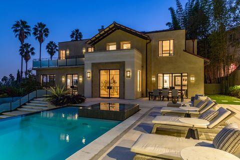Casa de Rihanna en Hollywood