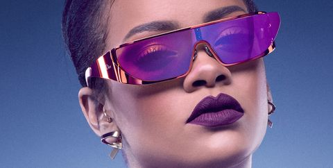 Eyewear, Glasses, Vision care, Lip, Earrings, Hairstyle, Goggles, Sunglasses, Style, Fashion accessory,