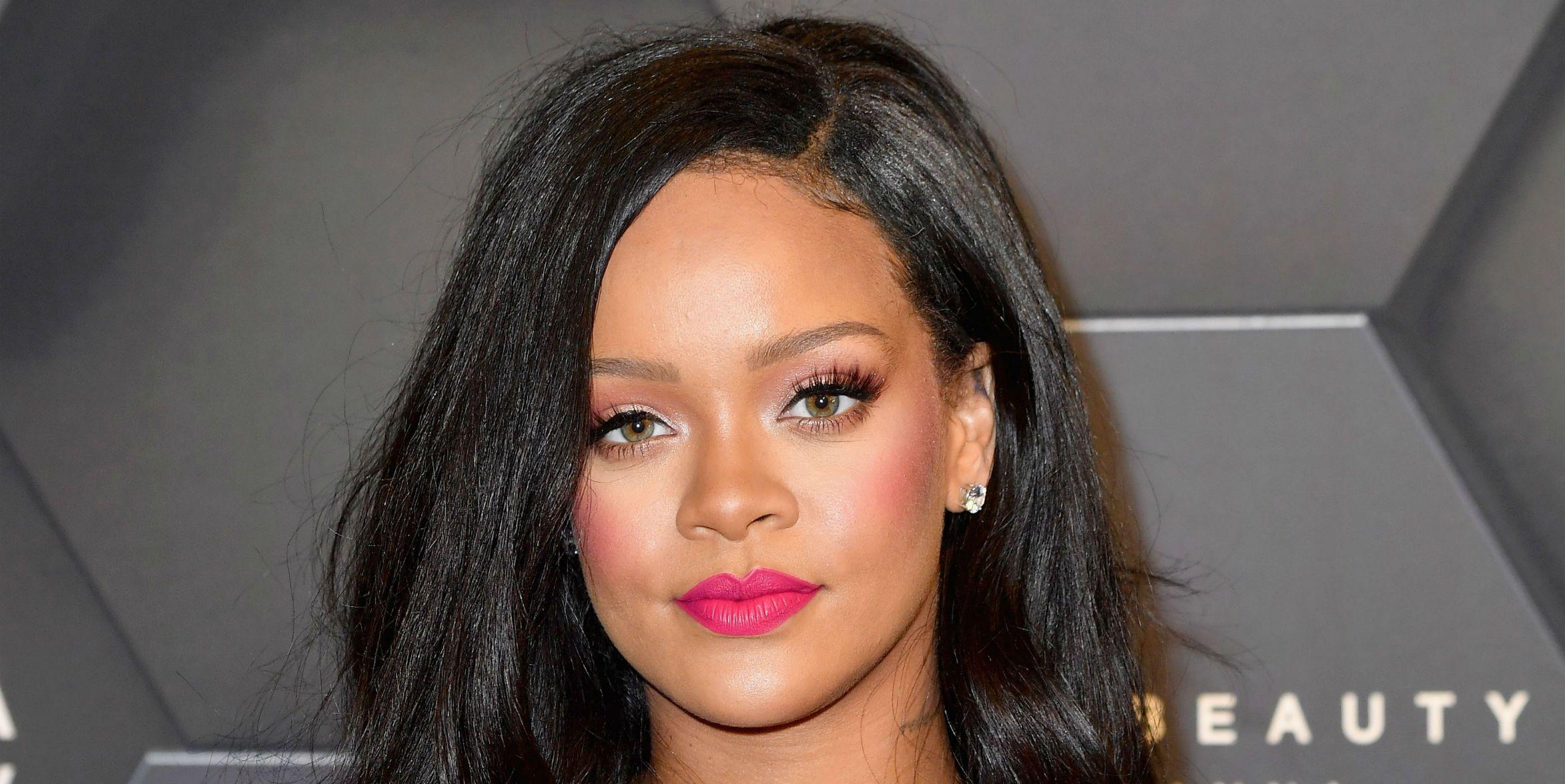 Rihanna in September 2018
