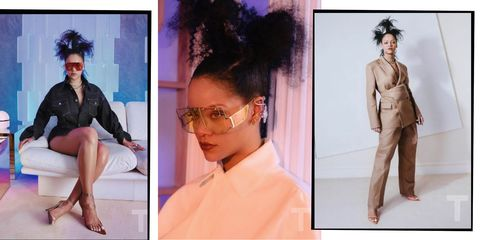9ca3cd3a59 Fenty: Everything You Need To Know About Rihanna's Fashion Brand