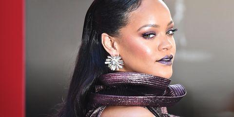 Rihanna atthe oceans 8world premiere