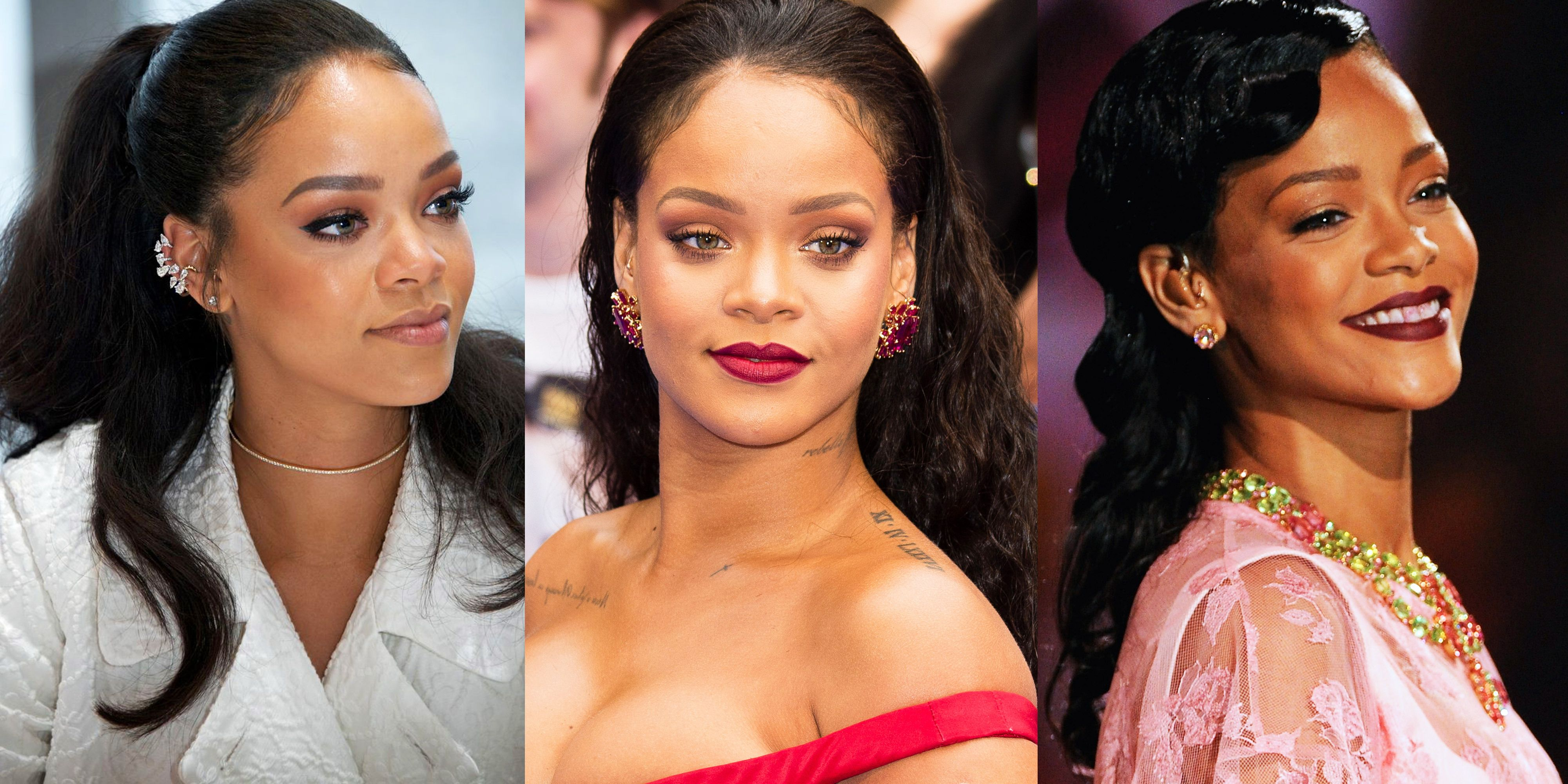 The Iconic Rihanna Hair Moments I Can't Stop Fawning Over