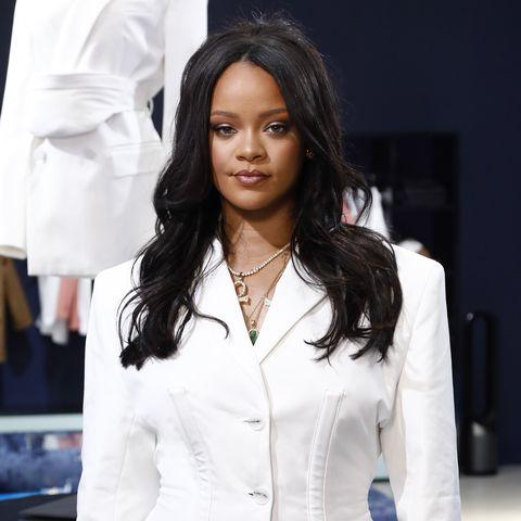 Rihanna at the Fenty Launch