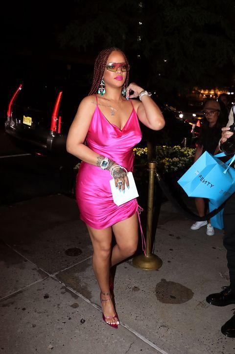 Celebrity Sightings In New York City - June 18, 2019