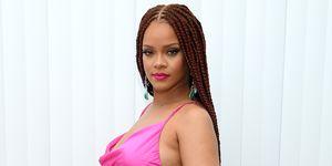 Rihanna en una foto de archivo.
