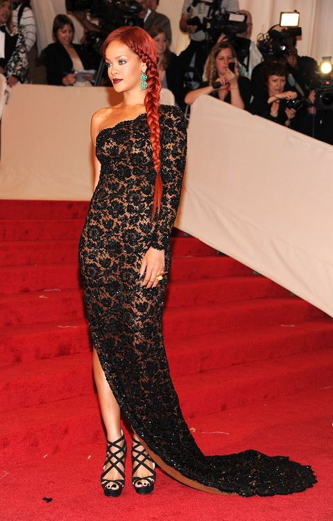 Rihanna's Met Gala evolution: every dress she's worn from ...