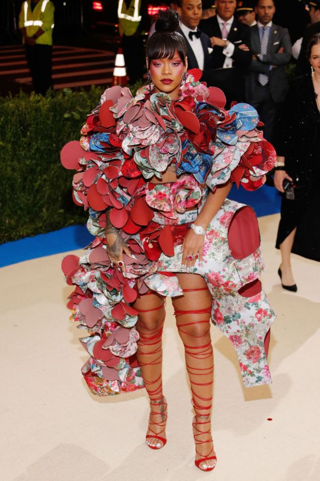 Rihanna Met Gala 2017