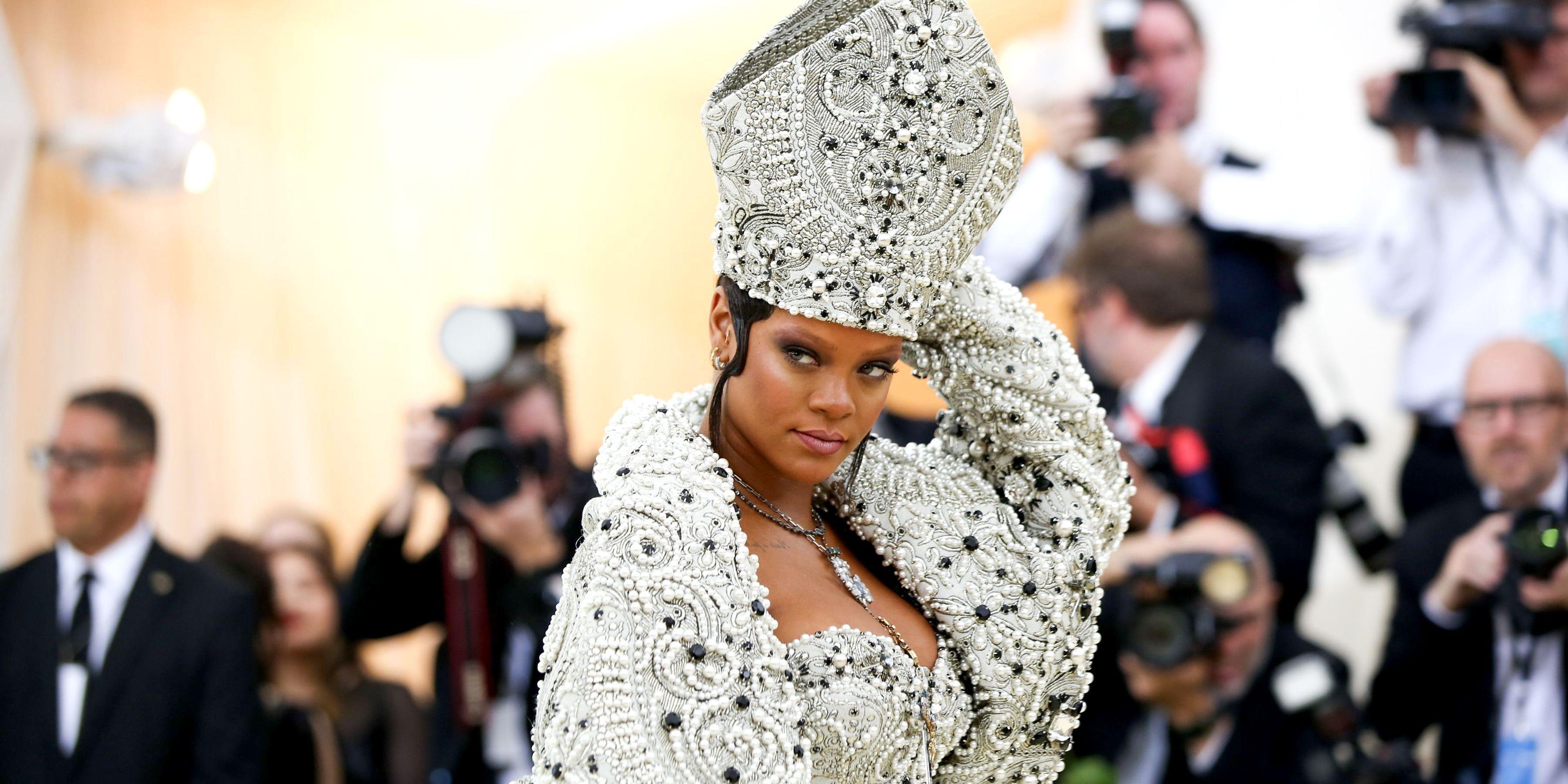 Rihanna MET GALA 2018