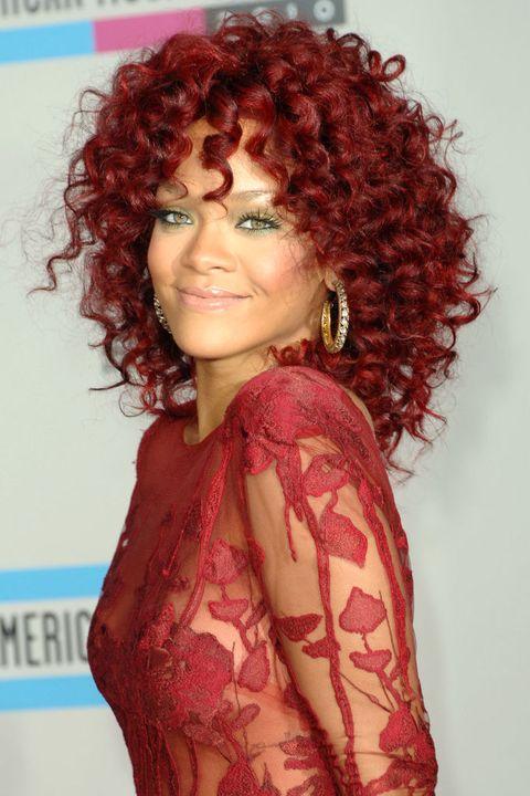 13 Dark Red Hair Colors - Dark Hair Colors for Redheads