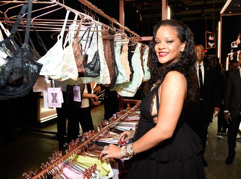 01ca47ad86e Rihanna s Lingerie Line Plans to Introduce Even More Sizes After Fans  Complained