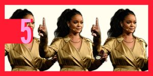 Rihanna, 5 things to make you happy