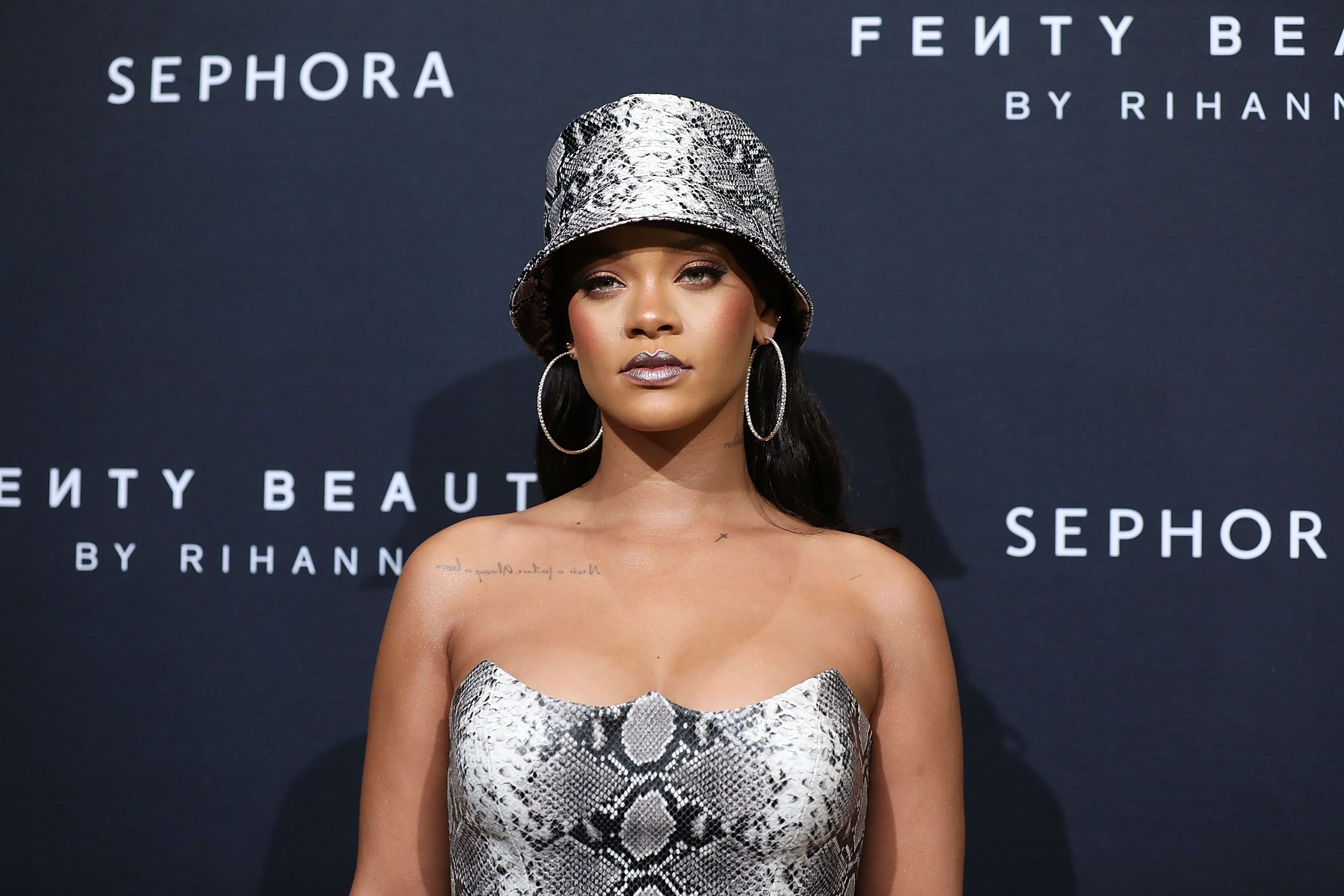 Rihanna has reportedly split up with her boyfriend