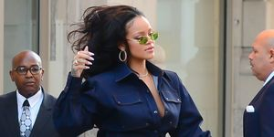 Rihanna wearing Tom Ford SS18