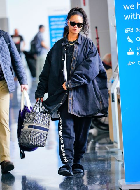 Celebrity Sightings in New York City - May 4, 2018