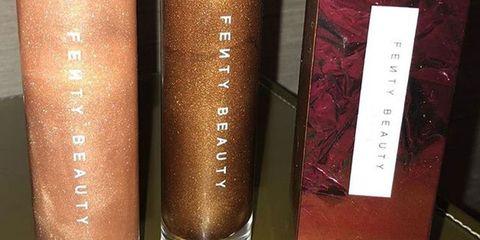 Rihanna launches Fenty Beauty Body Lava