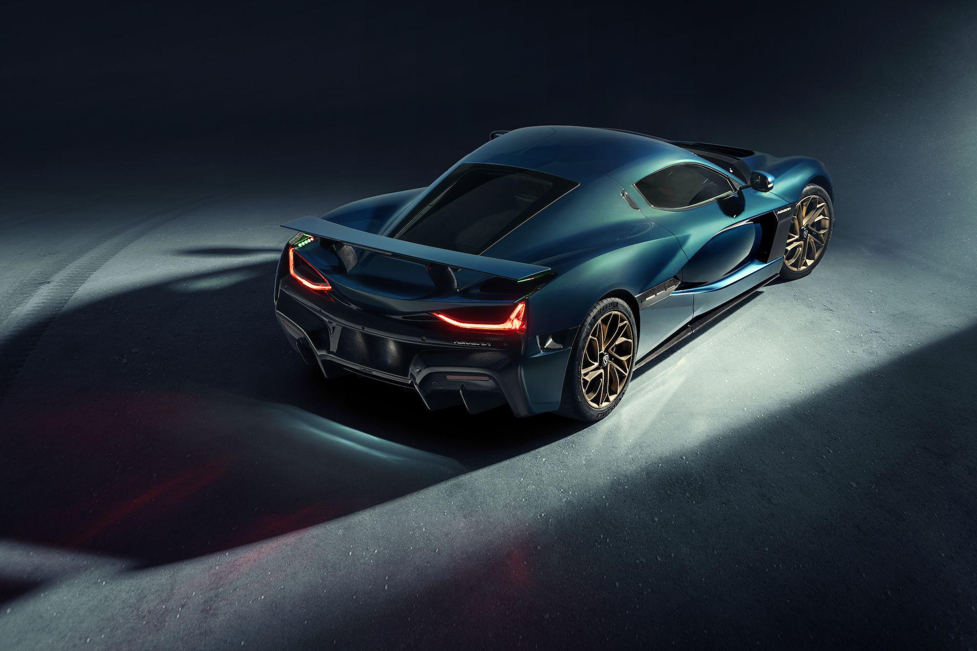 Rimac to Go Public, Take Over Bugatti With Porsche