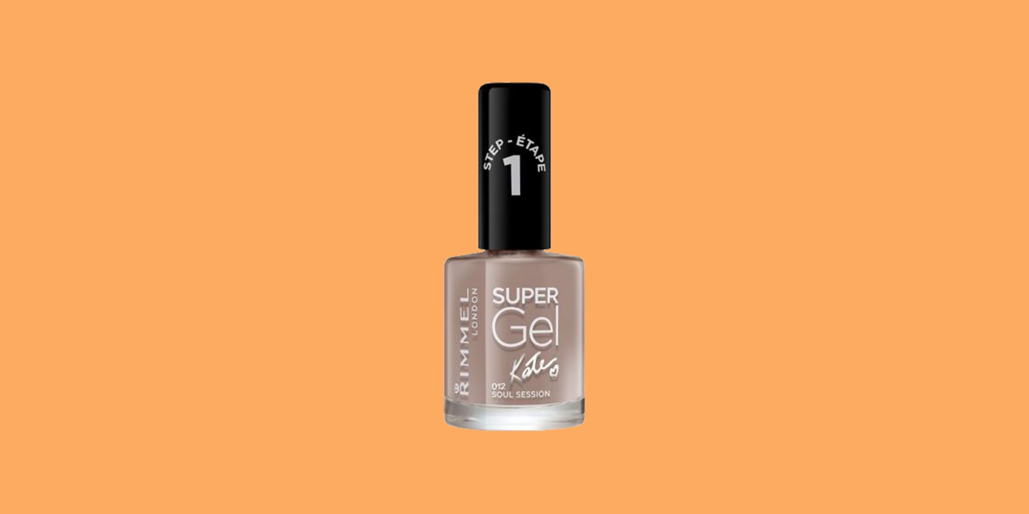 Rimmel Super Gel Nail Polish